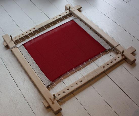 metier a broder en bois atelier zardosi paris. Black Bedroom Furniture Sets. Home Design Ideas